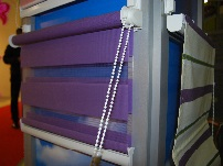 Рулонные шторы (день-ночь)