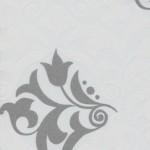 арт.2910 футура белый-серебро