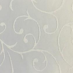 Сантайм Жаккард арт.8118 Белый